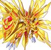 圣盾·黄金龙骑