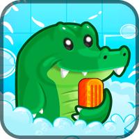小鳄鱼捡肥皂