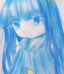 奥拉星超冰精灵(亦璃)
