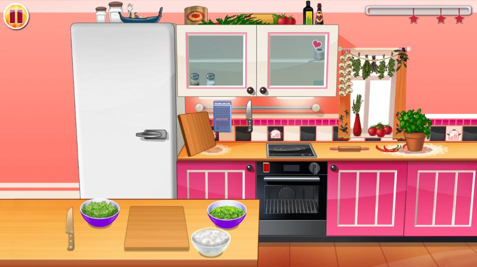 露西的美味厨房