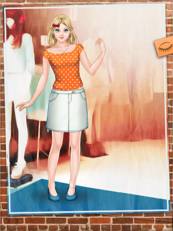 莉莉的新衣服