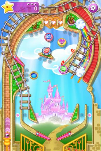 彩虹弹球机