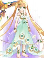 绿光女神套装