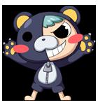 超凡巴迪龙熊孩子