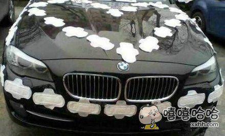 谁这么没素质,没见过这么好的车吗?