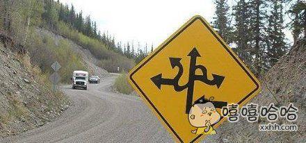据说是交通事故频发区…………