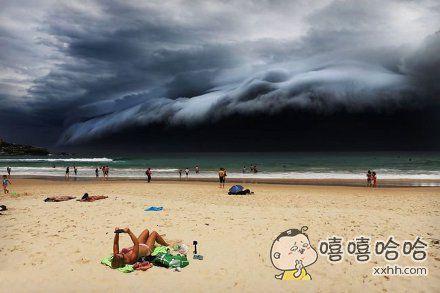 风暴来袭了