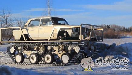 俄罗斯老司机的座驾