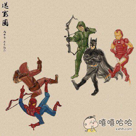 翻滚吧!蜘蛛侠