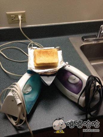 这个烤面包的方法好像不错哦