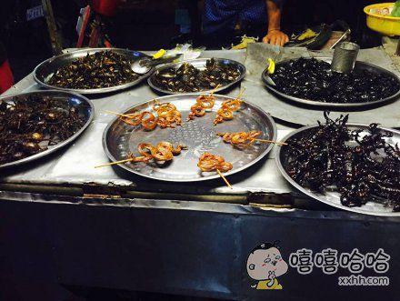柬埔寨的春节晚餐