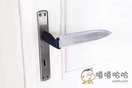 专治各种不敲门破门而入