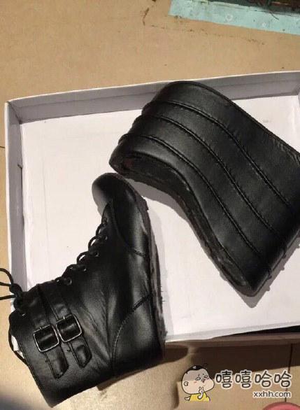 可拆卸鞋子,鞋底可以随意组合搭配