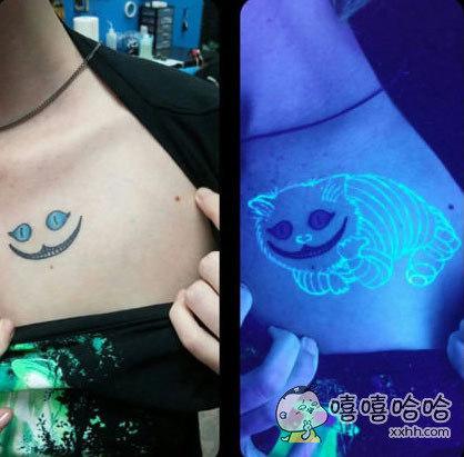 这纹身有创意