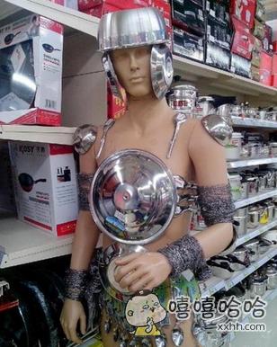 超市大妈的神作