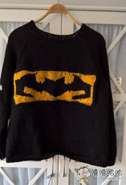 蝙蝠侠的标怎么看着跟大螃蟹一样