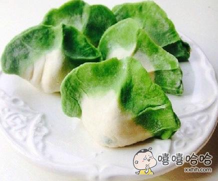 隔壁老王送来的饺子,好像很好吃呢。。。