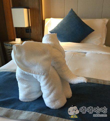 这应该是泰国的酒店吧