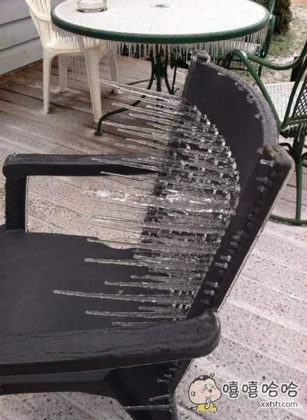 这椅子有毒!