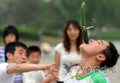 小李飞刀切黄瓜