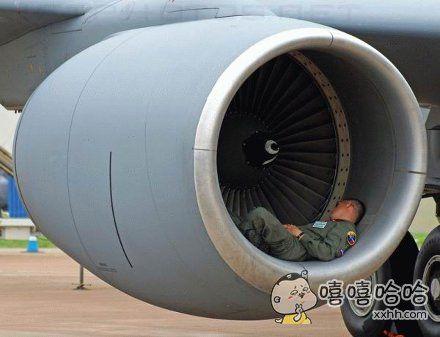 醒醒,飞机起飞了