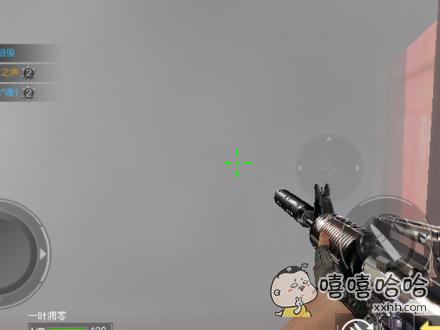 雾霾天玩游戏看不清