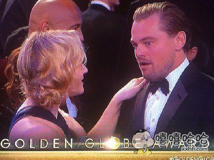 """小李遇到凯特后的表情:""""我滴个罗丝啊,好久不见"""""""