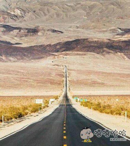 看到这条路,感觉没耐心走下去了。。