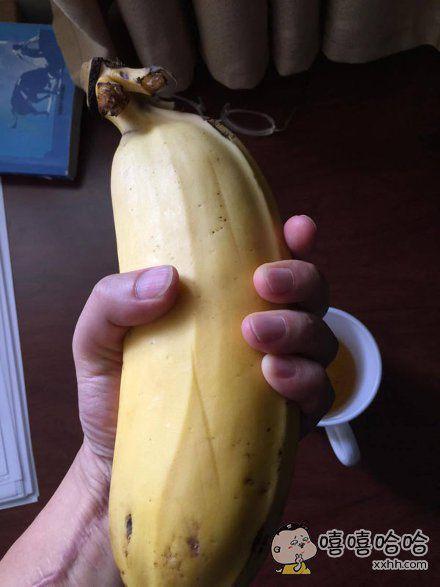 外国的香蕉粗不粗?