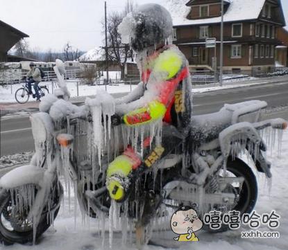 这里的冬天有点冷