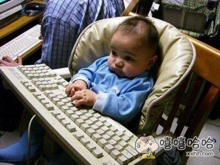 程序员的儿子。