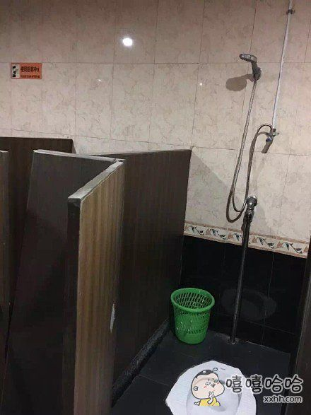 这个厕所,什么心态?拉完智能冲洗吗??