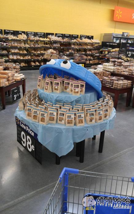 是时候让超市大妈统治一波艺术界了~~!!