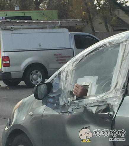 车被撞了不要紧,关键要会维修。