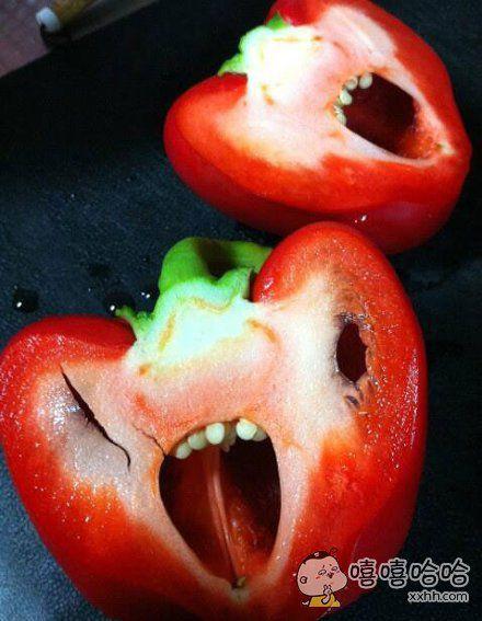 好像听到了来自菜椒的呐喊。。。。