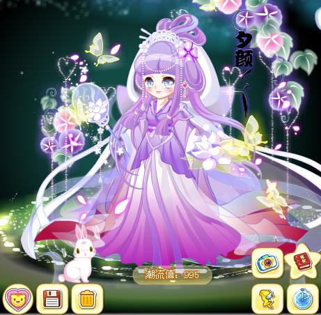 奥比岛清新公主33魔力时装秀