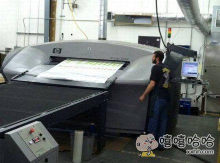 大型复印件