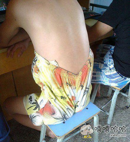 屌丝们总是穿在时尚的前沿