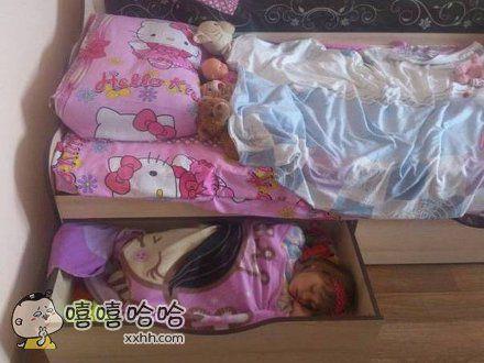 娃娃的地位这么高啊