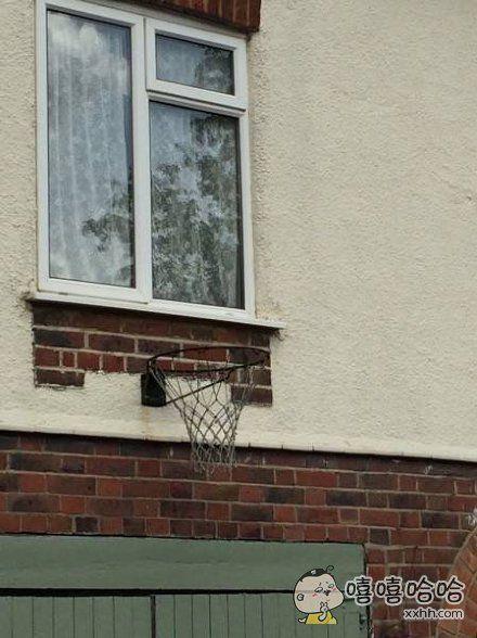 你敢投篮吗