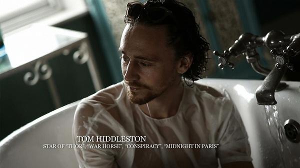 汤姆-希德勒斯顿