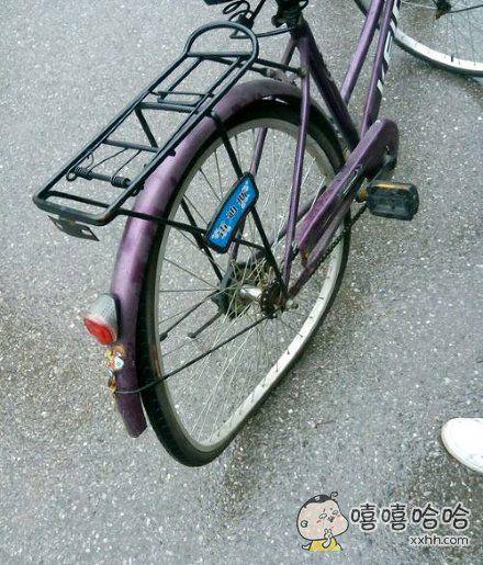 大家看好了,这个牌子的自行车不能买啊!。