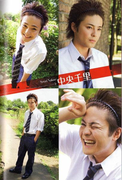木村了( ),1988年9月23日出生于东京都三鹰市,日本当红偶像男明星,2002年获第15届 JUNON SUPER BOY大奖赛评委特别奖,后成为Horipro 旗下艺人。形象多变,活跃在电视、电影、舞台剧等多方面。代表作有电视剧《红线》、《水男孩2》、《绝对零度》,舞台剧《红与黑》等作品。