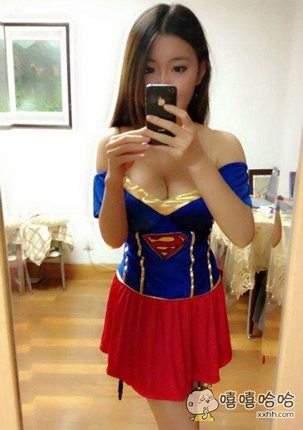 女超人??