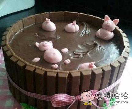 重口味蛋糕