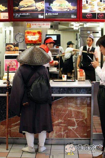 老衲来一个全素汉堡