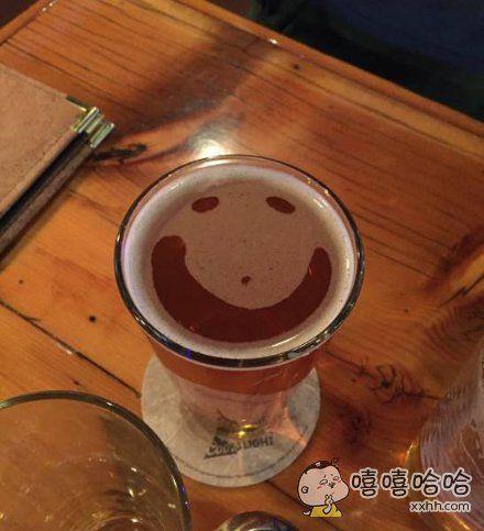 诡异的微笑