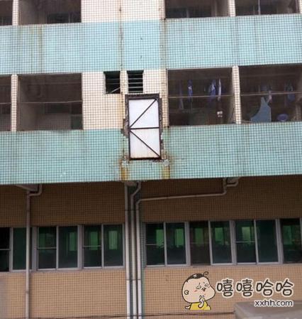 公司大厦也有老王的专用门了