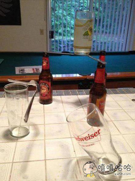 证明自己还没喝多的方式。