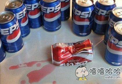 群殴可口可乐